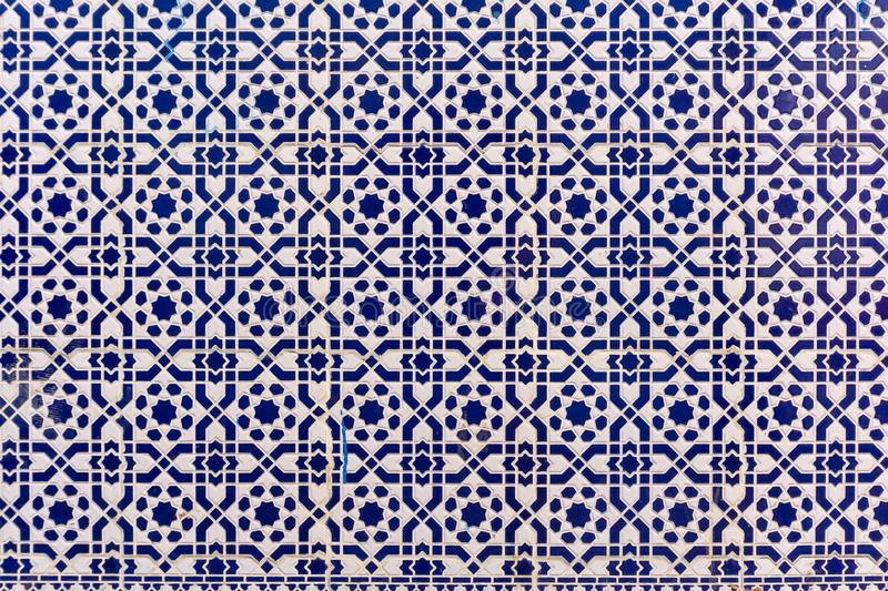 Arabic pattern, oriental islamic ornament. Moroccan tile, or Moroccan zellij traditional mosaic. Arabic pattern, oriental islamic ornament. Moroccan tile, or stock photos