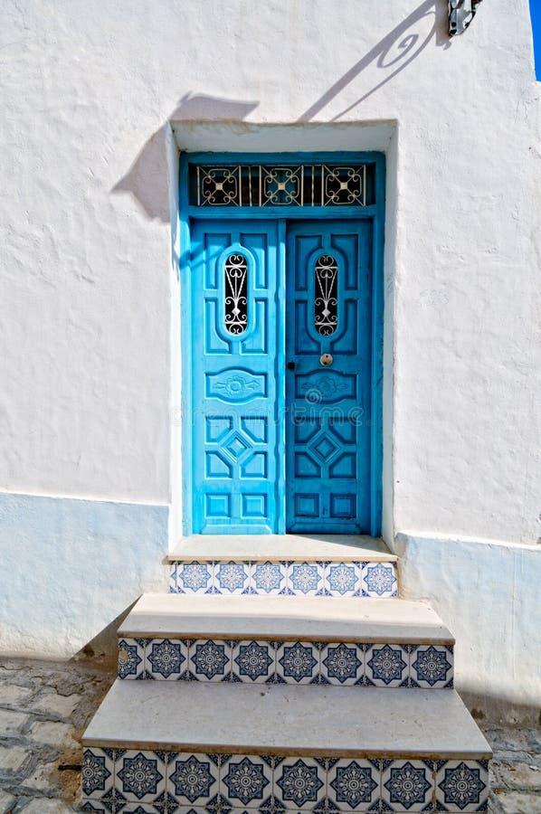Arabic Style House Entrance Stock Photography