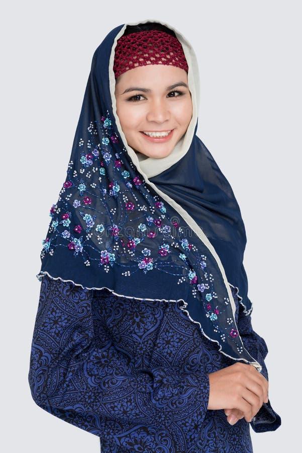 Arabic wearing stock photo