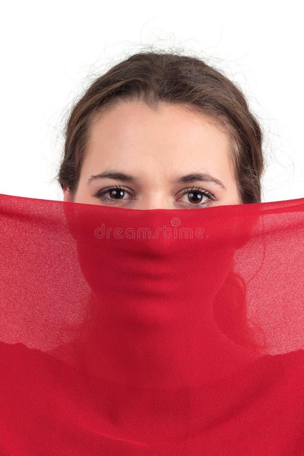 Arabic Woman Stock Photo