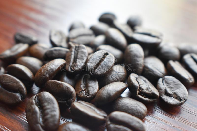 Arabica Coffee Beans Close Up High Quality. Arabica Coffee Beans Close Up Stock Photo High Quality stock image