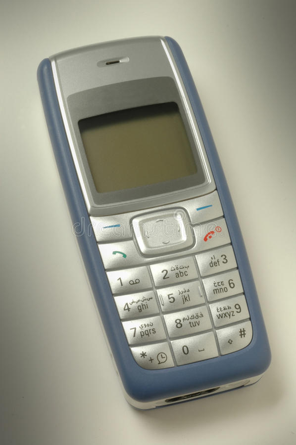 arabicen buttons cellmobiltelefonen royaltyfria foton