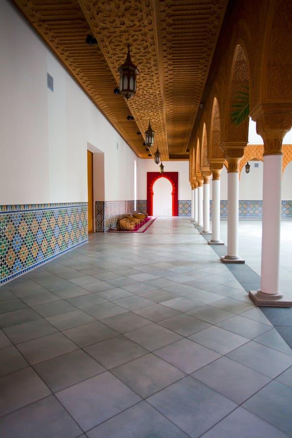 Arabisch Binnenland royalty-vrije stock fotografie
