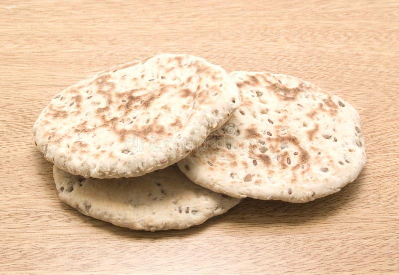 Arabisch brood royalty-vrije stock afbeelding