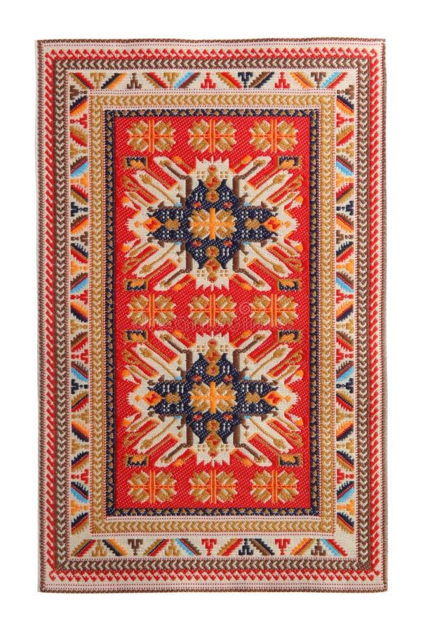 Arabisch zijdetapijt royalty-vrije stock afbeelding
