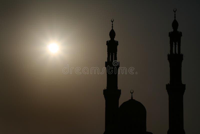 Arabische Avond stock foto's