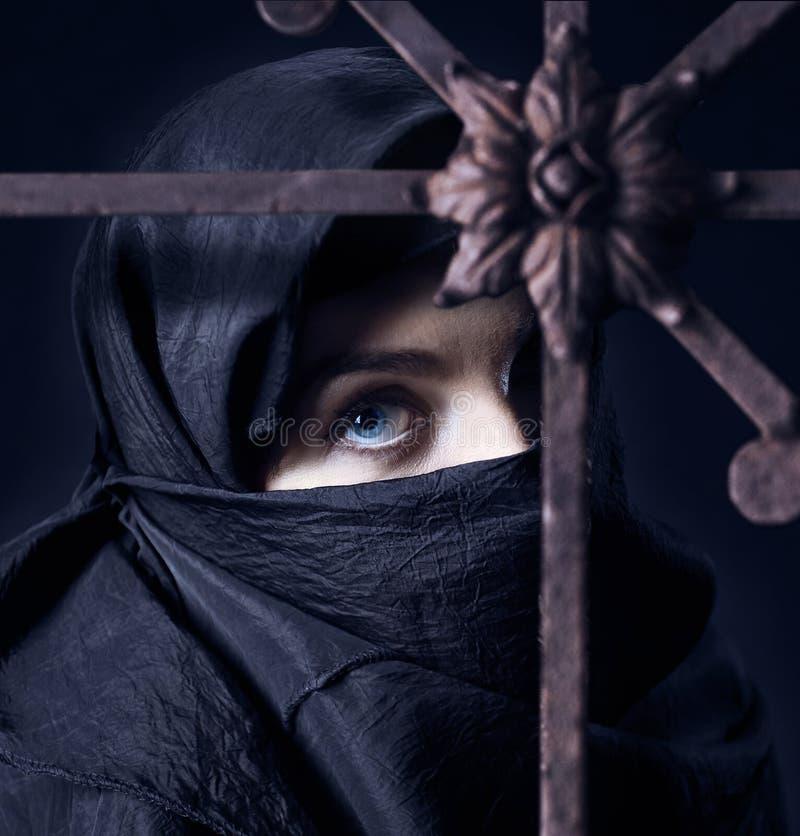 Arabische Frau. lizenzfreie stockfotografie