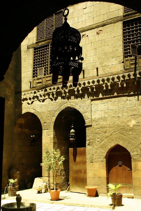 Arabische Houes stock fotografie
