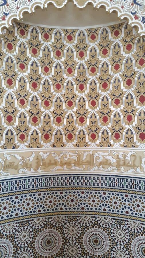 Arabische/Islamitische ontwerpen royalty-vrije stock foto