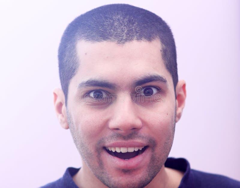 Arabische jonge Egyptische zakenman royalty-vrije stock foto's