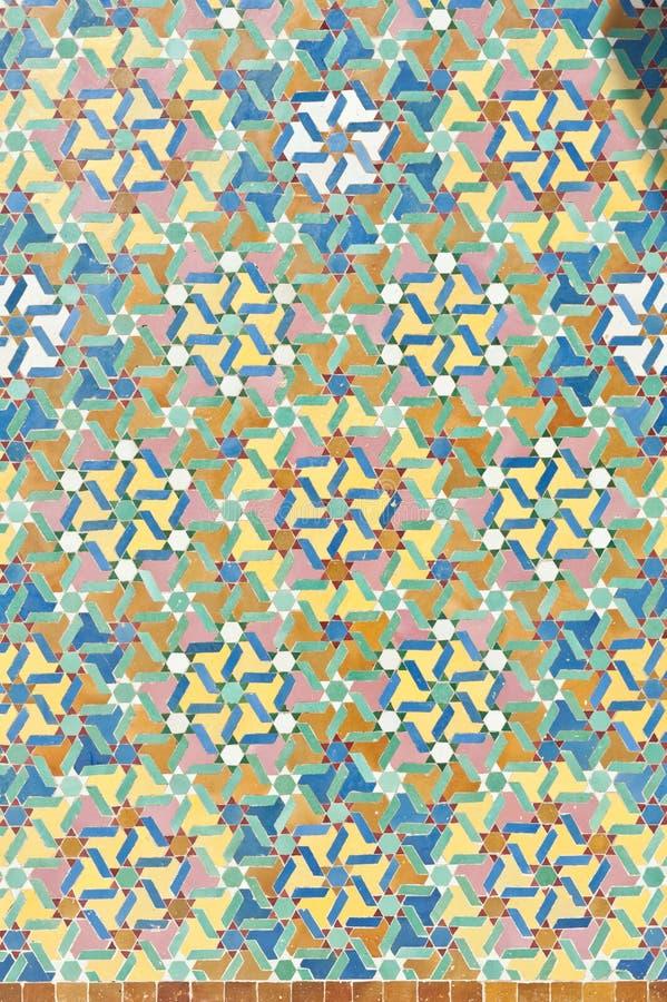 Arabische Kunst stockfoto