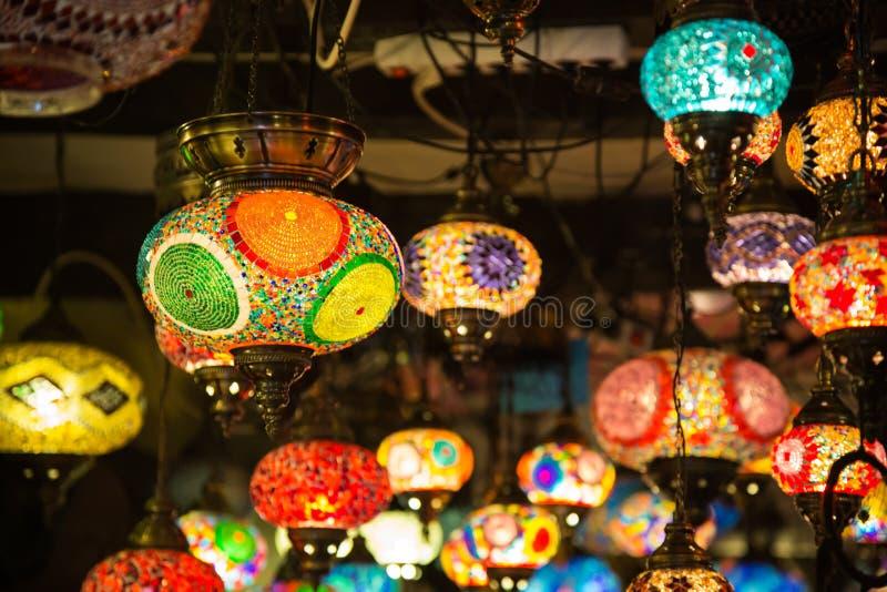 arabische lampen en lantaarns in marrakech marokko stock foto afbeelding bestaande uit. Black Bedroom Furniture Sets. Home Design Ideas