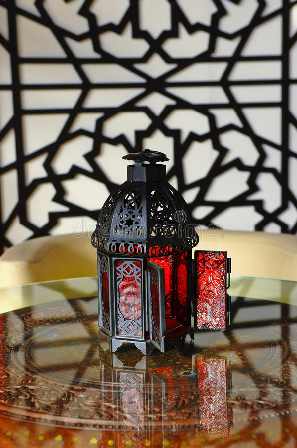 Arabische Laternen stockfotos