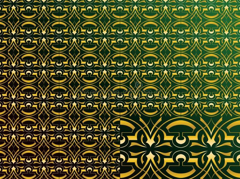 Arabische Verzierungen vektor abbildung