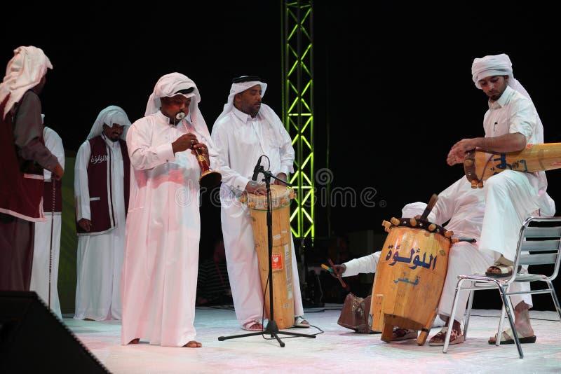 Arabische volksgroep royalty-vrije stock foto
