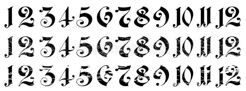 Arabische Ziffern