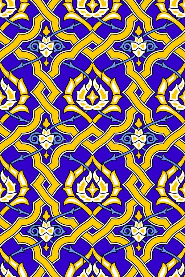 Arabischer Hintergrund vektor abbildung