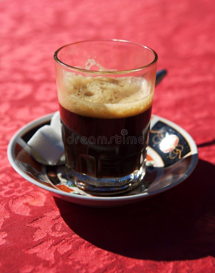 Arabischer Kaffee lizenzfreies stockfoto
