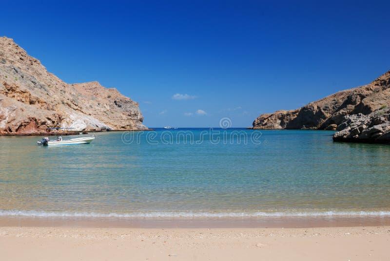 Arabisches Meer Oman lizenzfreie stockfotografie
