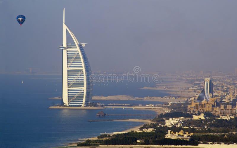 arabisk burj dubai för al royaltyfri foto