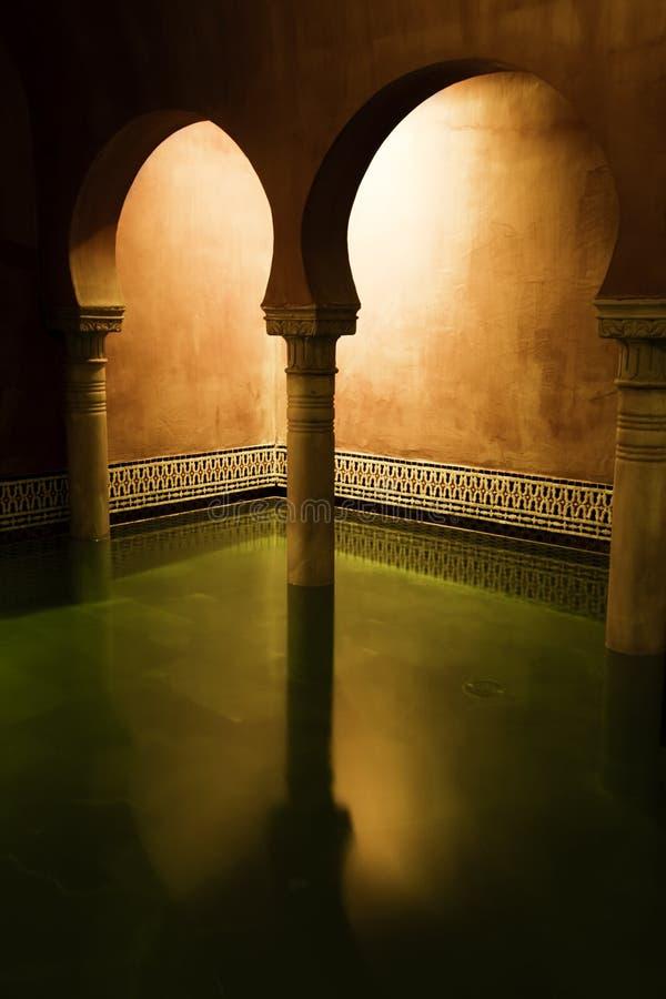arabisk detaljbrunnsort arkivfoton