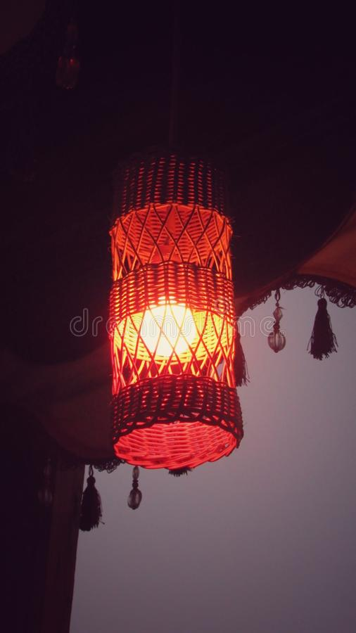 arabisk natt royaltyfri fotografi