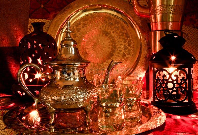 Arabiska nätter royaltyfri foto