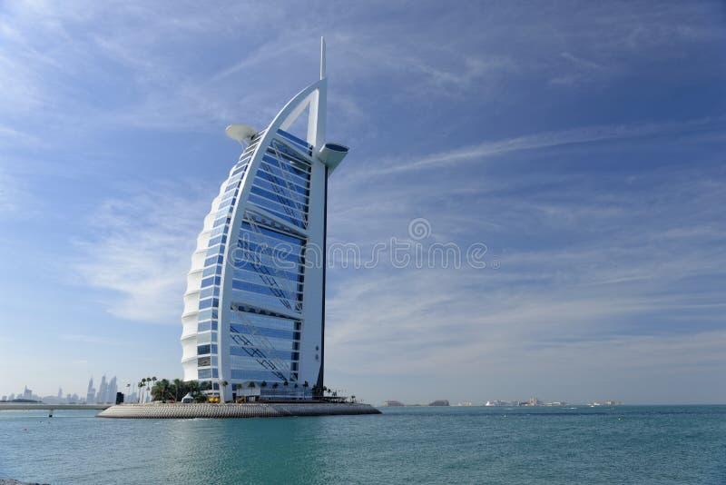 arabiskt burjhotell för al