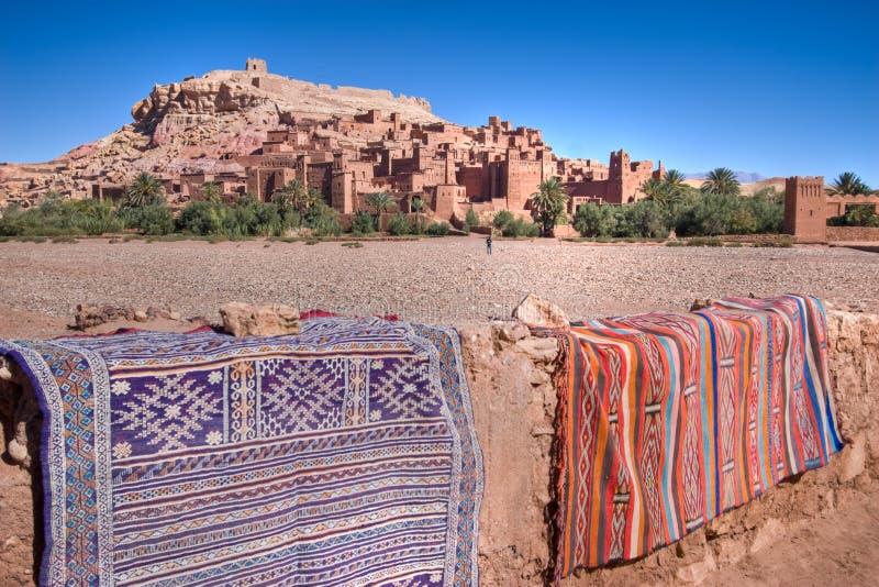 arabiskt mattslott arkivfoton