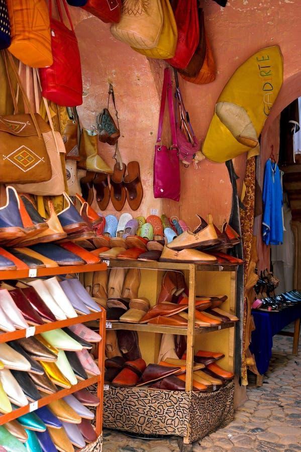 arabiskt shoppa royaltyfri foto