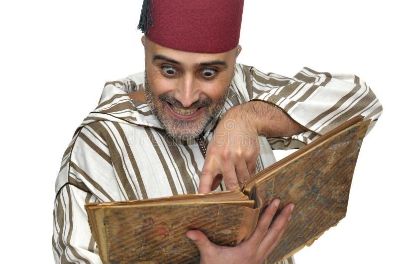 Arabo fotografia stock