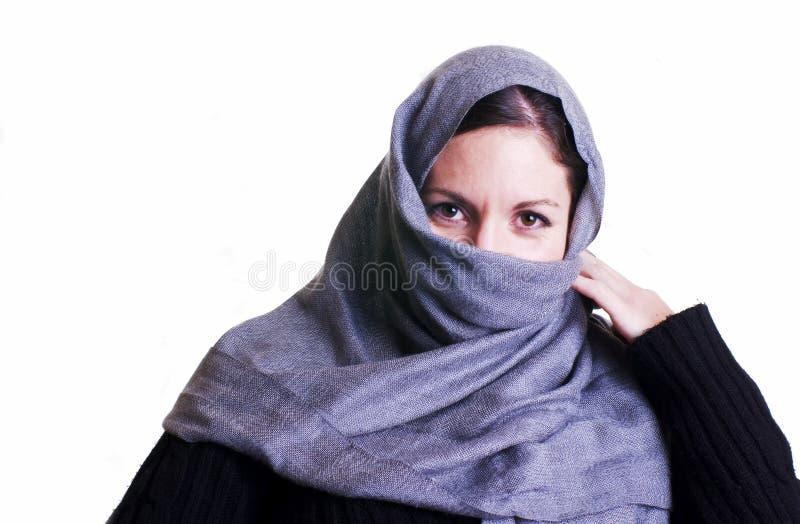 Arabo sorridente immagini stock libere da diritti