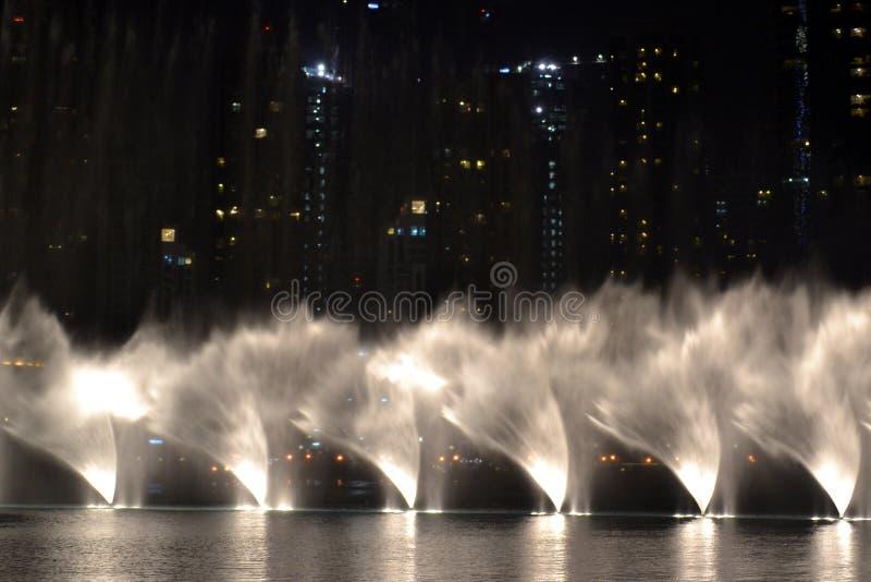 Arabscy emiraty - Dubaj obraz royalty free