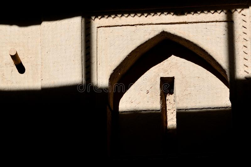 arabska architektury obraz stock