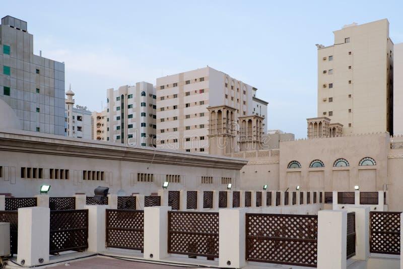 Arabska dziedzictwo architektura fotografia stock