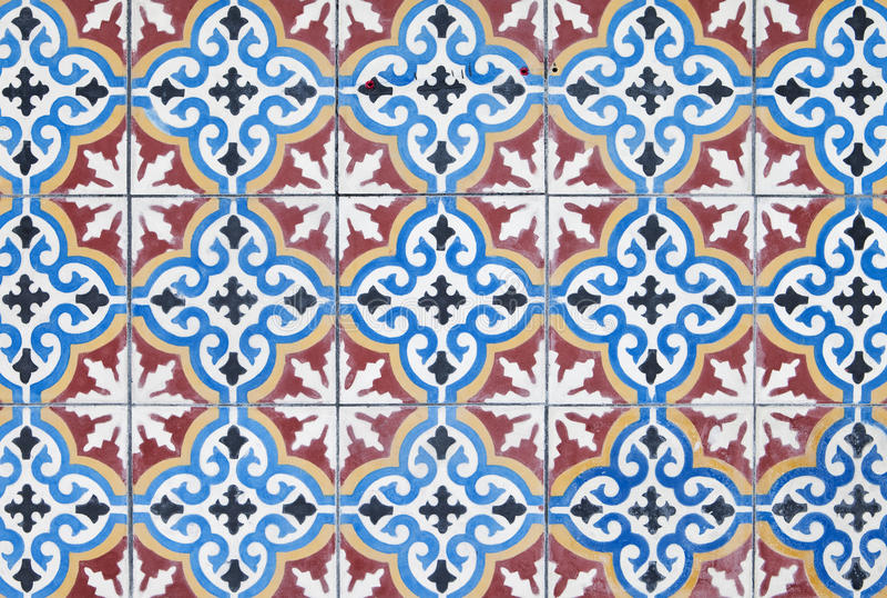 arabska mozaika zdjęcia stock