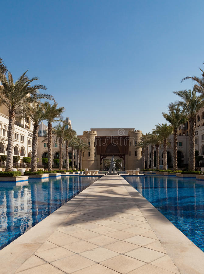 arabski czarodziejski pałac zdjęcie royalty free