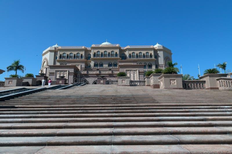 arabski czarodziejski pałac zdjęcie stock
