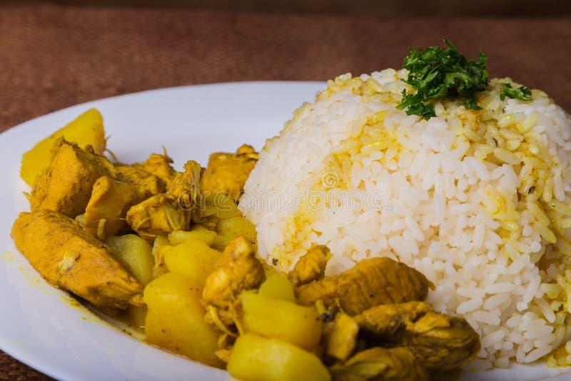 Arabski jedzenie zdjęcie royalty free
