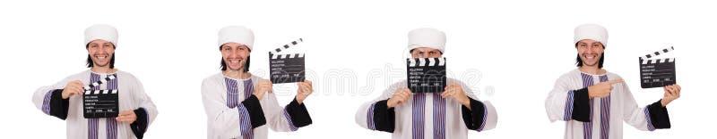 Arabski mężczyzna w różnorodności pojęciu obraz stock