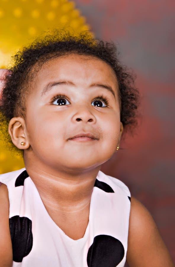 Arabski potomka dziecko obrazy stock