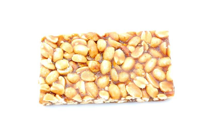arachidowi prętowi cukierki zdjęcia stock