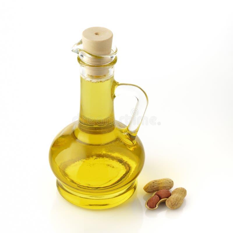 Arachidowy olej zdjęcie royalty free