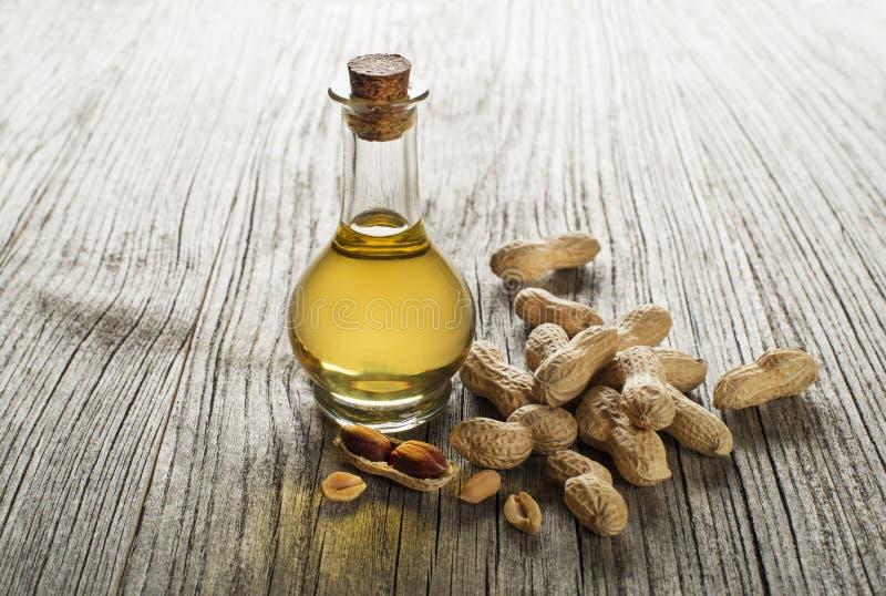 Arachidowy olej zdjęcia royalty free