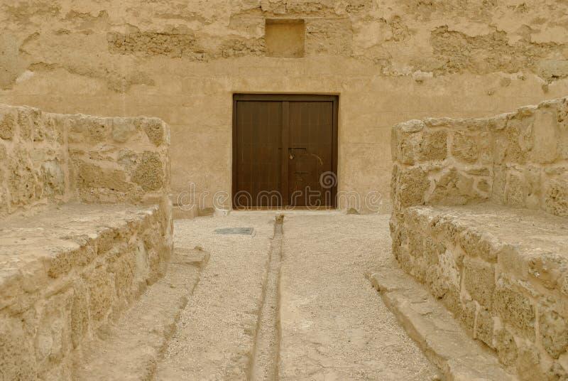 Download Arad Fort, Bahrain stock photo. Image of bahrain, manama - 5013748