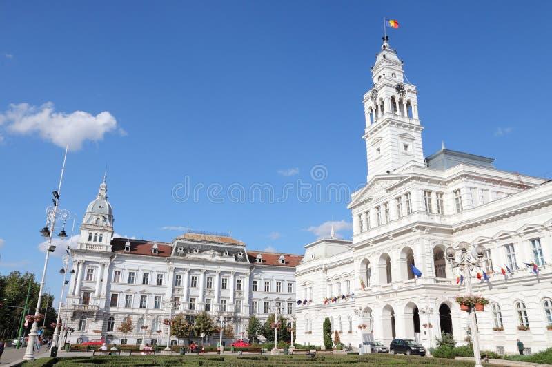 Arad Rumänien arad rumänien redaktionell arkivfoto bild av bygger 58948143