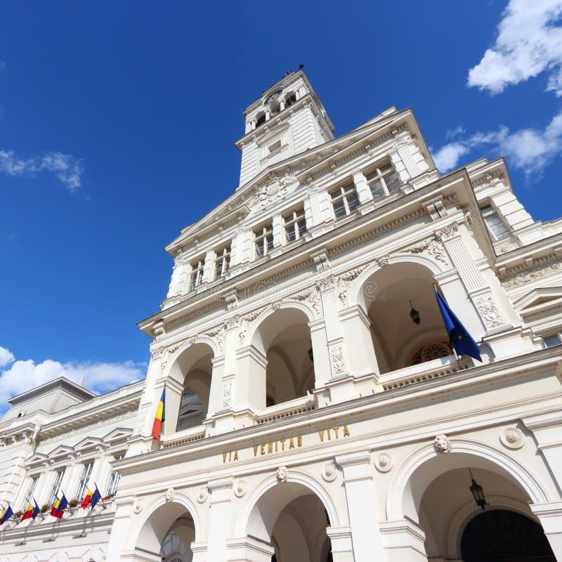Arad, ville en Roumanie photographie stock