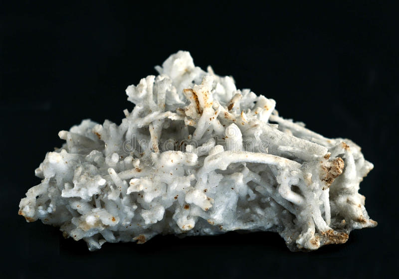 Download Aragonite stock photo. Image of semiprecious, collection - 22801560
