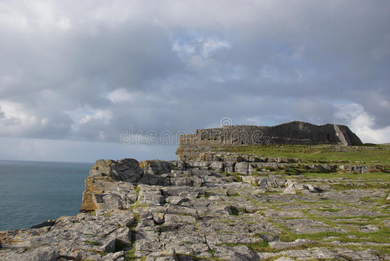 Aran Islands royalty free stock photo