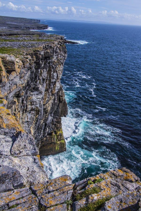 Aran Islands - Inishmore. Ireland, North Atlantic Ocean stock photo